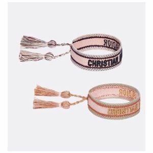 Purple Dior bracelet